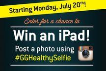 Healthy Selfie Contest