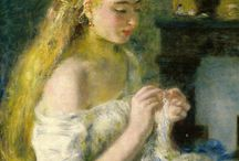 Schilderkunst, paintings