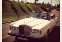 Helyszínek hangulatok... / Ki ne szeretne egy gyönyörű Rolls Royceszal az oltár elé gurulni...