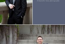 Inspiration:  Outdoor Corporate Headshots