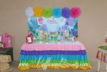 My Little Pony Birthday by Ruffles & Sweets