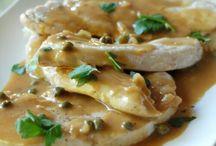 Main dish turkey recipes