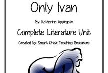 Book Unit: The One and Only Ivan