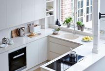 Kitchen / kitchen interior home decor