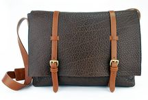 Messenger Bags / by Frank Clegg