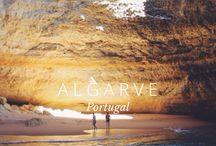 Algarve portougal