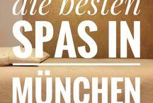 München Wellness Tipps / Auch in München kann man sich beim Wellness verwöhnen lassen! Egal ob Therme, Sauna, Solebecken, Massage oder Beauty.