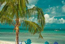 Favorite Caribbean Beaches
