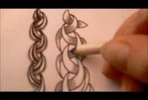 zentangles videó