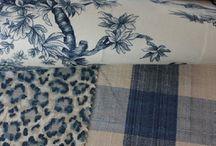 Fabrics for home!