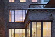 Excellent architectural buildings