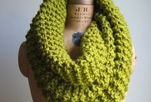 What a Yarn! / I am beyond addicted to knitting!  Can't get enough! / by Mary-Ellen Deen