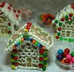 Graham Cracker Houses and Rice Krispies Houses and...