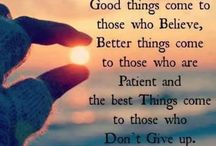 Good things come.........