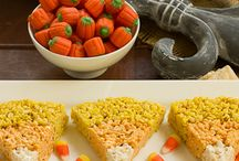 Halloween Food Party / by CupcakesTakeTheCake