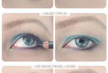 Favorite Makeup Tips and Tricks