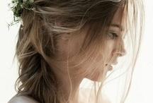 Brud - hår