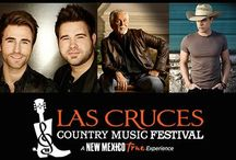 Las Cruces Country Music Fest '15 / Las Cruces annual Country Music Festival  April 24-26 2015