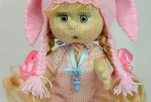 lalki na drutach