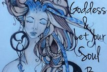 Wealthy Business Goddess / Wealthy Business Goddess, Love, Money, Magic, Miracles, Create Your Dream Life, Dream Business, Be, Do, Have It All With Grace & Ease.   Founded by Kimberley Lovell www.WealthyBusinessGoddess.com