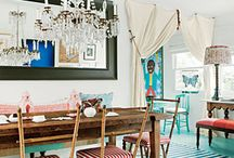Dreamy Dining Rooms