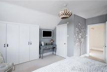 Bedrooms / Bedroom cupboard doors, wardrobes, bespoke furniture.