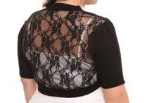 Clothing & Accessories - Shrugs