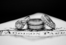 Wedding Accessories / wedding rings, wedding bands, jewelry / by Kate Connolly