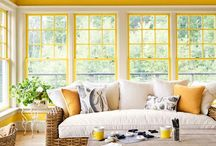 Sun Room / by Catherine Campbell