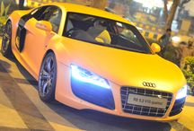 HDFC Event at Audi Delhi Central / An evening of Jazz music and fine dining held for the Imperia clients of HDFC.