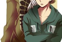 Shingeki no Kyojin♥ / ♥Yaoi♥Shipps♥SNK♥