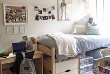 college/ dorm room