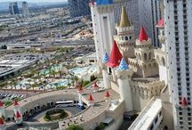 Views of the Castle / Those beautiful views of the Castle / by Excalibur Hotel & Casino