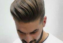 Hair styles men 2017