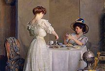 Tea Time / Victorian Tea