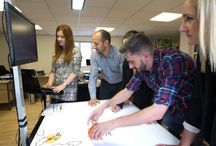 Indoor Team Building / Creative events to be run all year round #Indoor #Team #Building  http://www.bluehatgroup.co.uk/team-building/indoor-team-building-events/