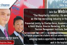 Webinar on the Hospitality Industry