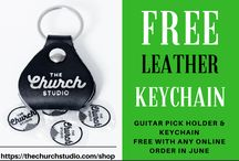 The Church Studio Merchandise