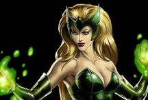 COMICS ● ENCHANTRESS