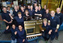 Celebrating our millionth Rangemaster range cooker! / On March 4th Rangemaster celebrated the production of our millionth range cooker!