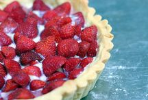 Desserts - Tarts and pies