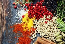 Spices, Herbs, Ingredients