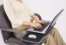 Defianz Portable LapDesk / Laptop comfort at its best. For on the go use, this #Lapdesk is a perfect travel companion.
