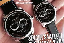 Sevgili saatleri / En iyi tasarım sevgili saatleri
