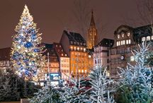 Rhine Holiday Markets / Sail through Germany, Switzerland and France to experience delightful Christmas markers! http://vagabondtourandtravel.com/rhine-holiday-markets-2016/