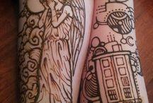 Ink & henna