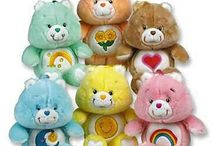 CARE BEARS / by CELIA SALAS HEREDIA