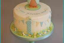 Children's birthday cake / Making memorable cakes for a child's birthday is a privilege.