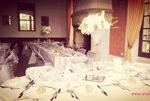 Inspirations décorations de mariages / Weddzy a organisé de nombreux mariages tous plus beaux les uns que les autres et vous propose quelques idées de décorations pour ce jour important !