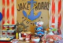 Birthday Themes for Boys / Serendipitous Events//Sioux Falls, SD serendipitouseventsbyjessica.com